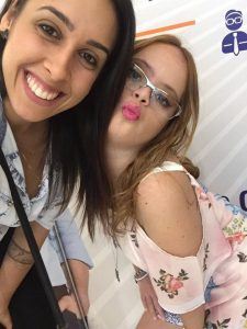 Nathália Araújo e Cacai Bauer